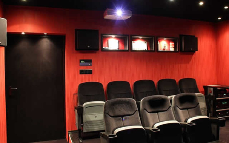 Tips for Designing a Home Cinema Room