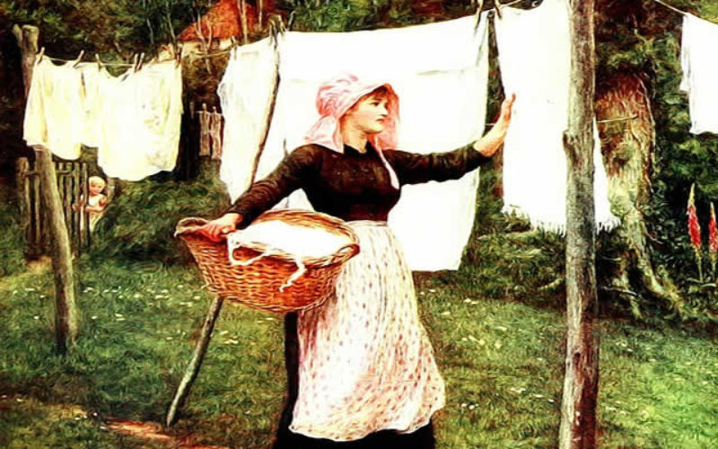 <span>Weekly Tip for Dec 25:</span> What! A New Washer for Christmas?