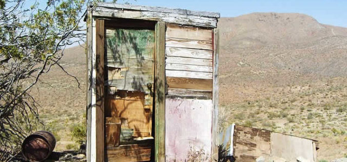 <span>Weekly Tip for Dec 18:</span> At Least It Is Not An Outhouse!