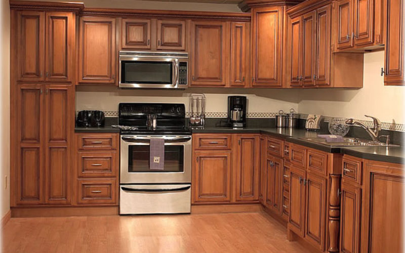 Simple Steps: How to Refinish Cabinets the Easy Way