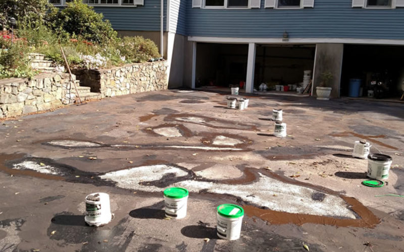 <span>Sunday Morning Tip for Mar 26:</span> What To Do For The Driveway