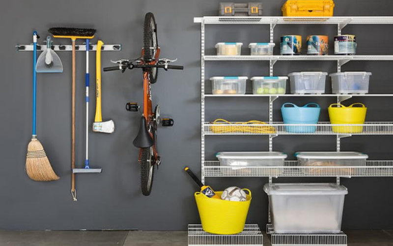 "<span>Sunday Morning Tip for Mar 19:</span> What To Do For The ""Messy"" Garage"