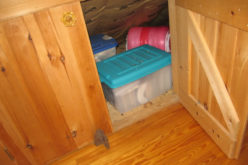 <span>Sunday Morning Tip for Apr 09:</span> Using the Attic for Storage