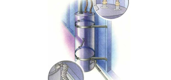 How to Install an Additional Water Heater in Your Utility Closet
