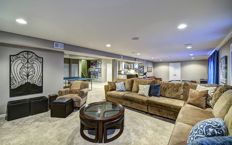 5 Tips for Renovating Your Basement