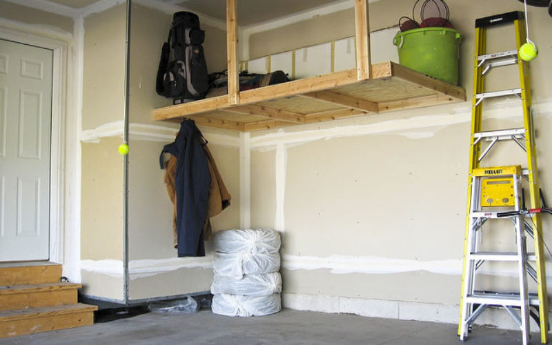 <span>Sunday Morning Tip for May 14:</span> Garage Storage