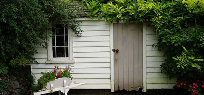 5 Tips to Renovating a Shed