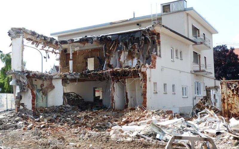 Demo Aftermath: 4 Steps to Help Make Home Renovation Simple