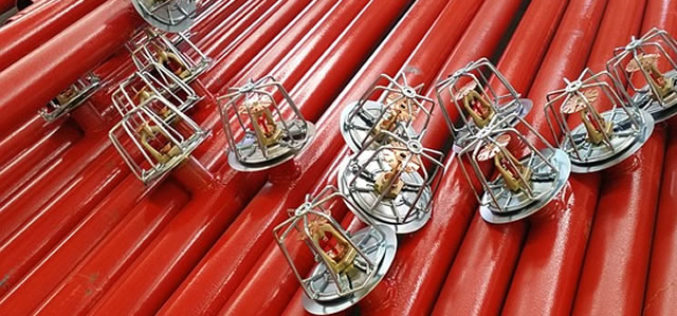 4 Reasons Your Business (and Home) Should Have a Fire Sprinkler System Installed