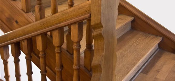 How to Restore Your Wooden Staircase?