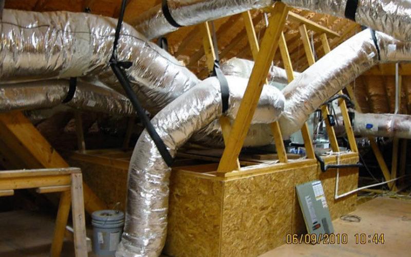 <span>Sunday Morning Tip for Sept 17:</span> An Attic HVAC Room?