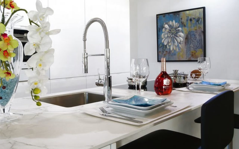Make Your Kitchen Beautiful with The Modern Kitchen Benchtops
