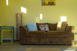 How to Create a Cozy Feeling Den or Family Room
