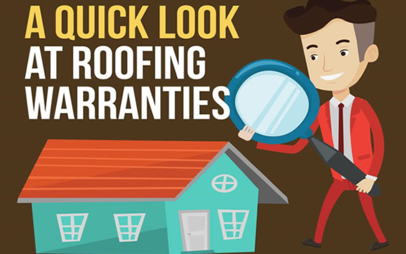 A Quick Look at Roofing Warranties