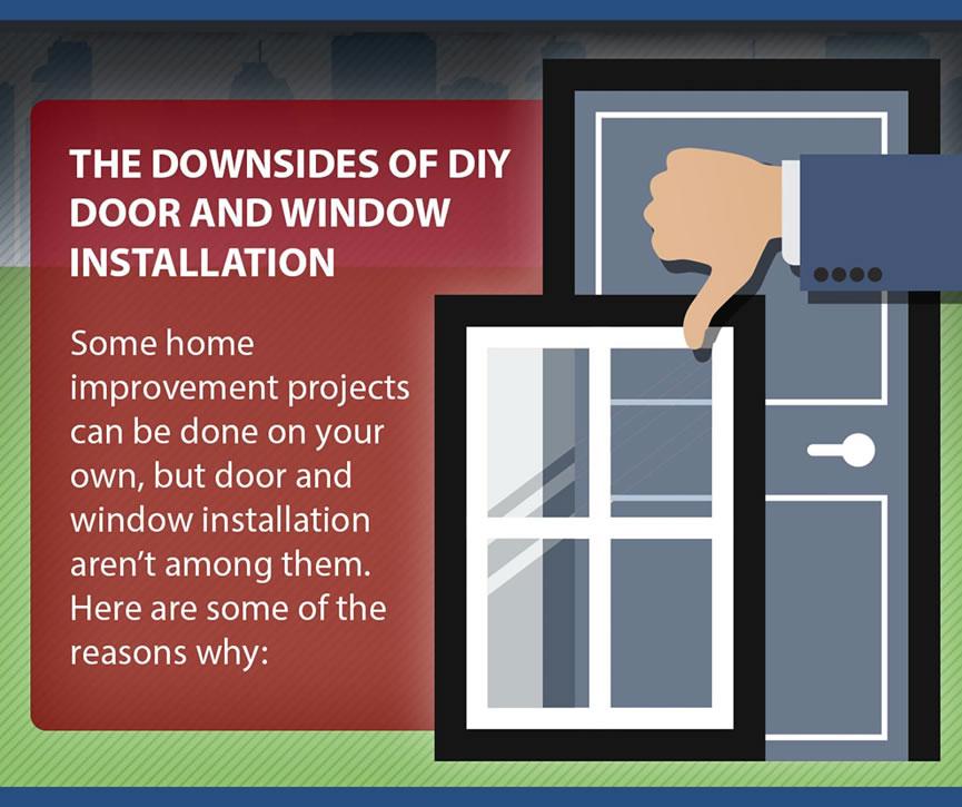 diy door window installation