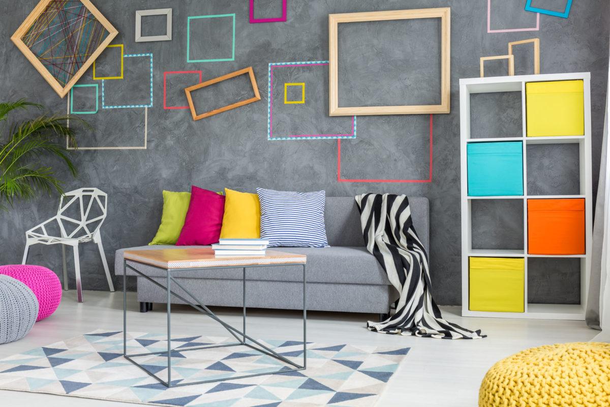 Abstract Home Decor