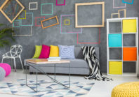 Abstract Home Decor