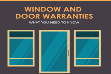 Window and Door Warranties: What You Need to Know