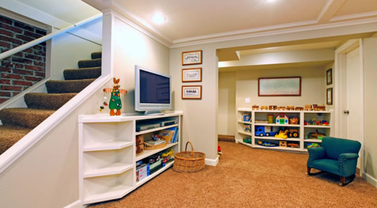 4 Ideas for Basement Updates and Renovations