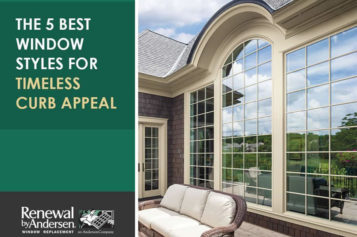 The 5 Best Window Styles for Timeless Curb Appeal