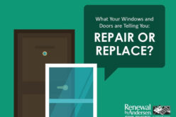 What Your Windows and Doors are Telling You: Repair or Replace?