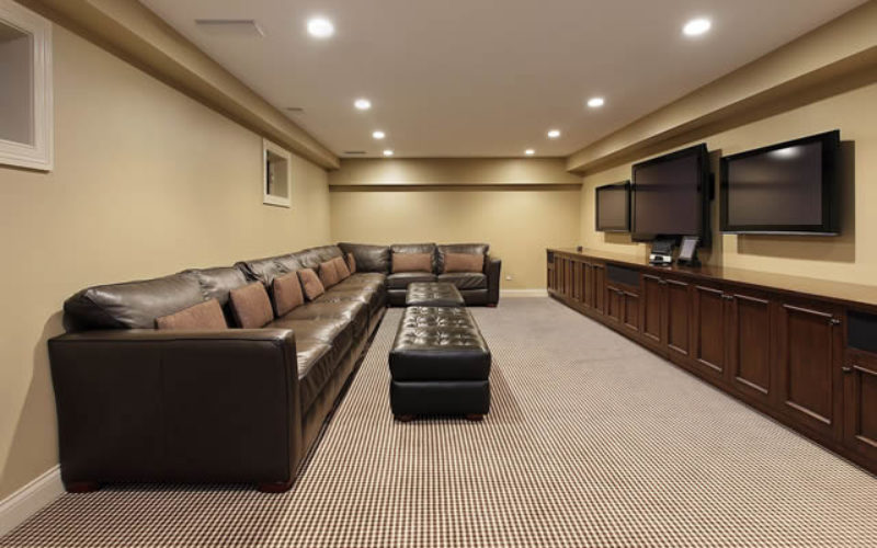 Tips For Creating The Perfect Remodeled Basement Space Home Stunning Remodeled Basement
