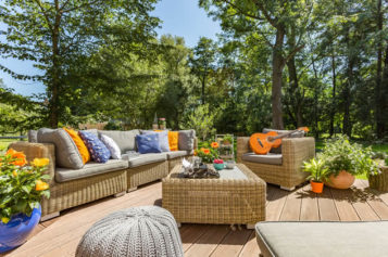8 Tips to Maintain Your Modern Rattan Outdoor Furniture