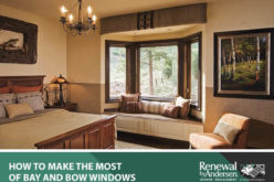 How to Make the Most of Bay and Bow Windows