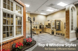 Top 4 Window Styles for Energy-Efficient Homes