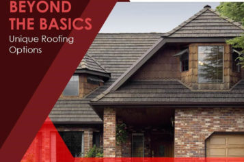 Beyond the Basics: Unique Roofing Options