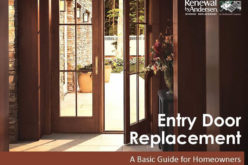 Entry Door Replacement: A Basic Guide for Homeowners