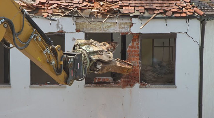 Detailed Insight on Residential Demolition