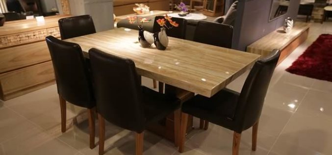 Create a Modern, Classic Look in Your Dining Room with These Ideas
