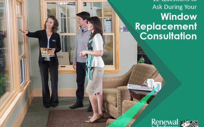 12 Questions to Ask During Your Window-Replacement Consultation