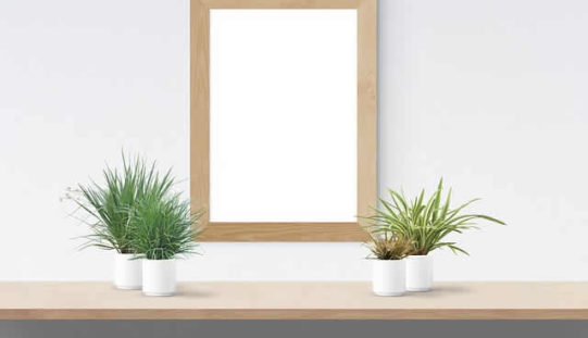 Cheap Home Decorating Ideas: Using Your Empty Wall Space