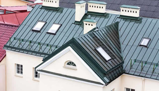 Everything About Colorbond Roofing and Flashings