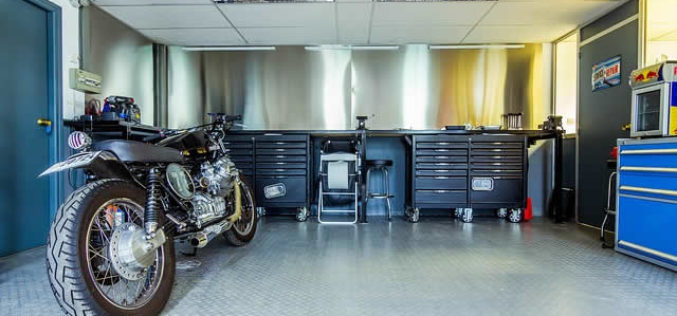 Three Ways to Make Your Garage a Showplace