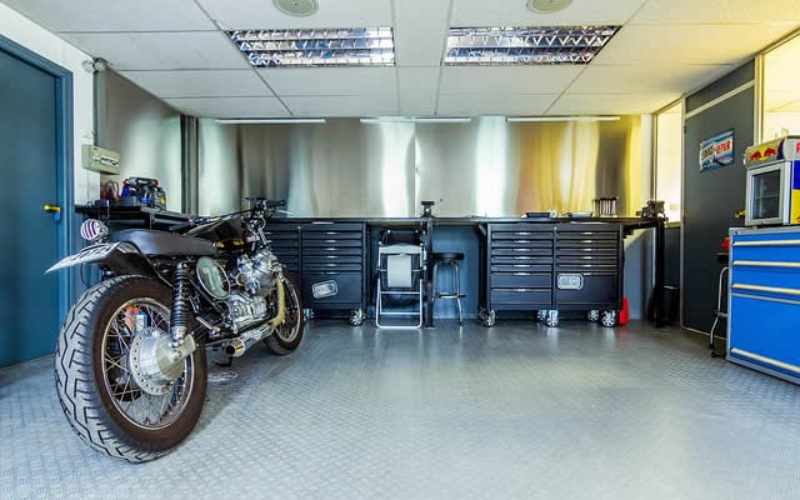 Three Ways to Make Your Garage a Showplace