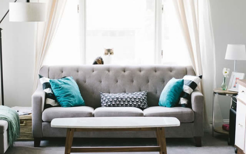 Add More Coziness to Your Living Room in Four Easy Steps