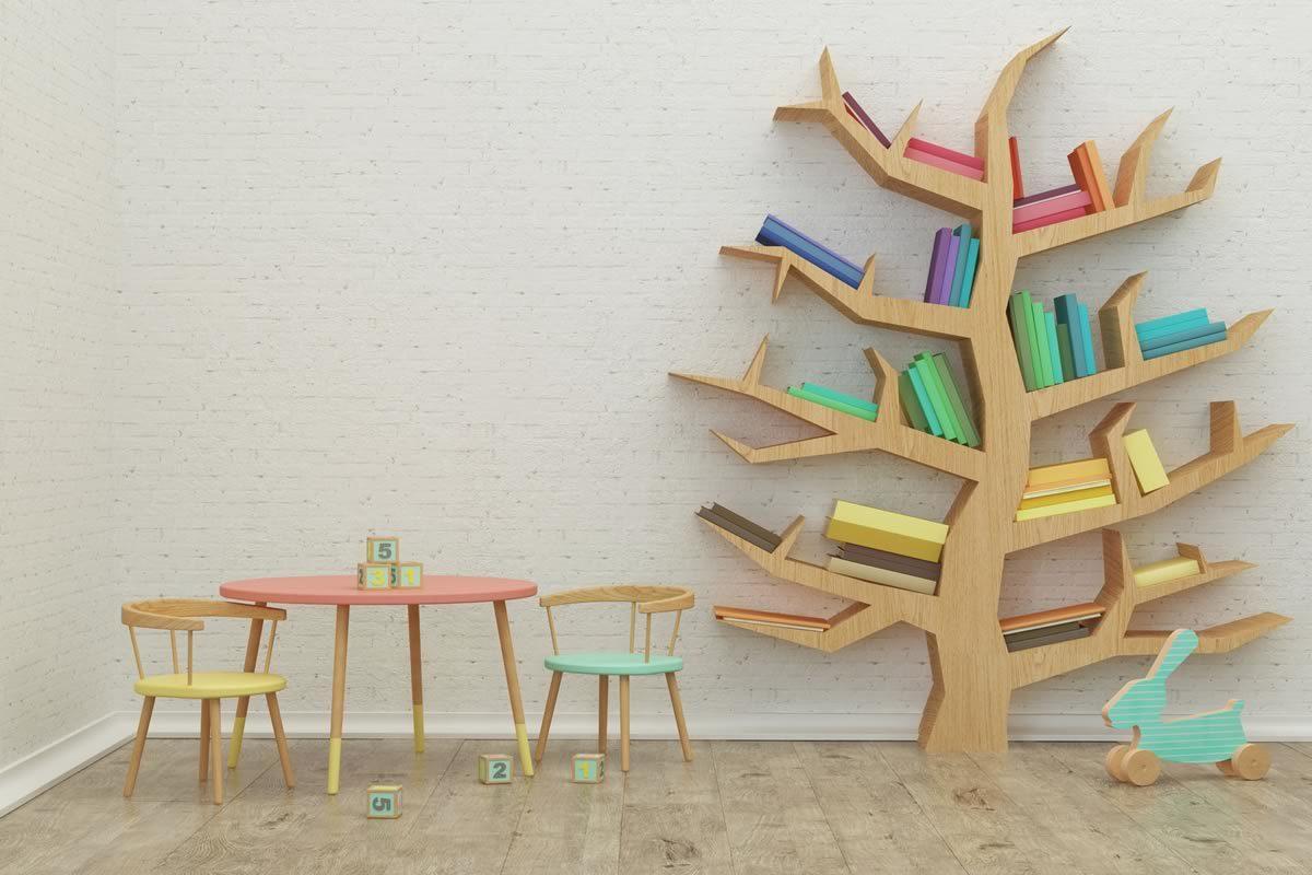 Dedicated Playroom for the Kiddies