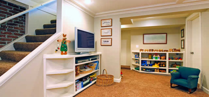 Finishing the Basement? How to See Your Project through to the End