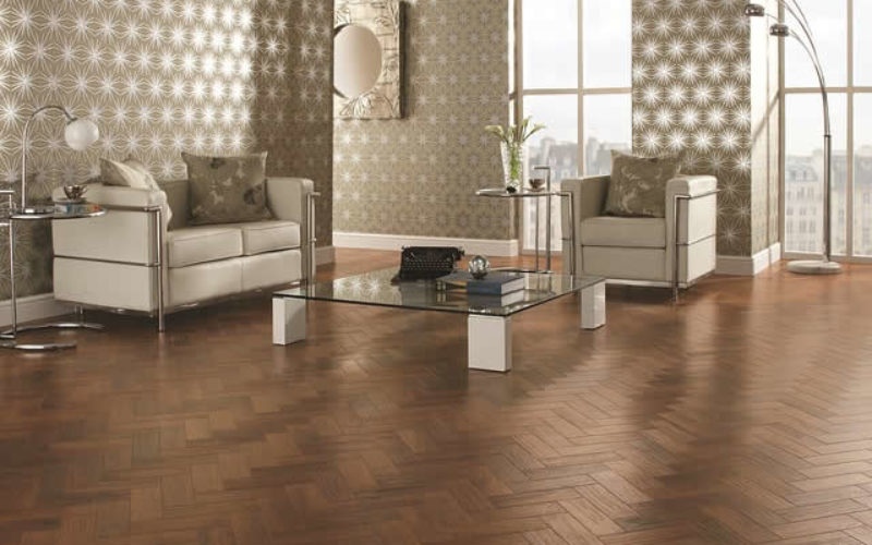 Home Décor Components That Complement Dark Wood Flooring