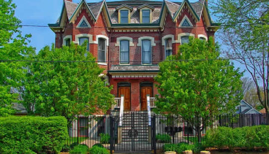 New Lease on Life: Five Tips for Restoring Historic Homes