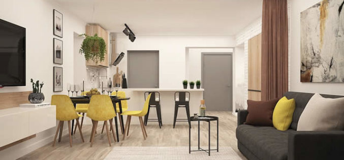 Making a Small Home Feel Larger with a Few Furnishing Tips