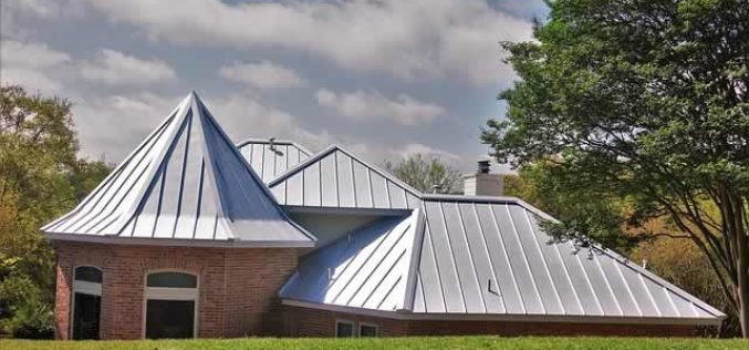 <span>Sunday Morning Tip for July 07:</span> How to Improve Your Home with a DIY Metal Roof