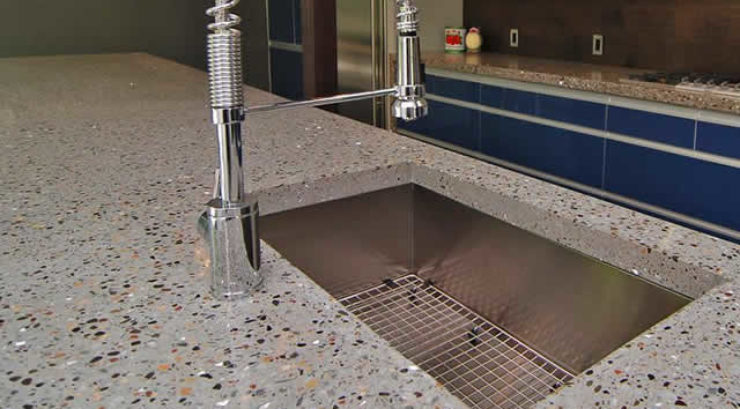Make a Great Choice with Concrete Countertop