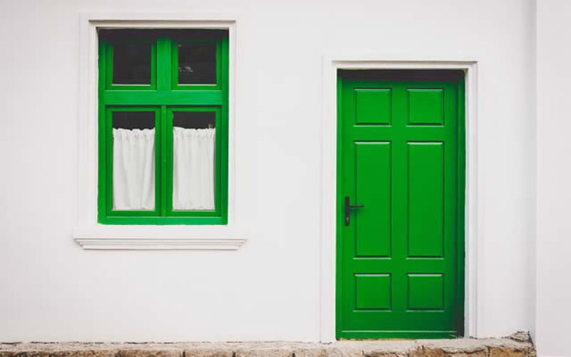 4 Things Your Front Door is Telling Visitors