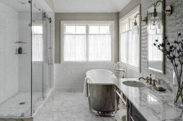 8 Luxurious Improvements for Your Next Bathroom Remodel