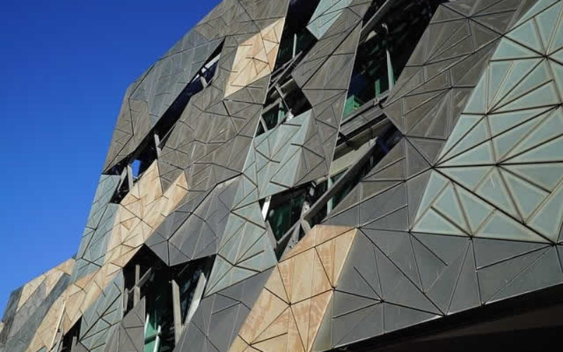 Top Five Benefits of Applying Architectural Cladding