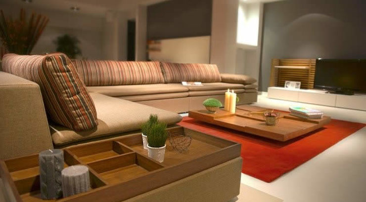 5 Sophisticated Living Space Decoration Ideas